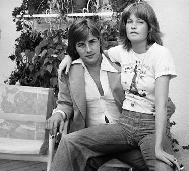 Don Johnson ve Melanie Griffith