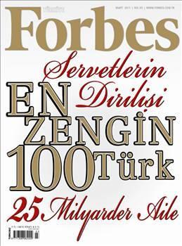 Forbes Dergisi en zeginler listesini açıkladı. 11 yeni ismin eklenmesiyle dolar milyarderinin sayısı 39'a yükseldi. Listedeki isimlerin tamamının serveti ise 104 milyar dolar oldu.  En zenginler, en çok oğlak burcundan çıkıyor. En zenginler ise toplam 14.2 milyar dolarlık servetle koçlar.   İşte Türkiye'nin en zenginleri, servetleri ve tabii ki burçları...