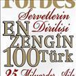 En zengin Türkler ve burçları - 1