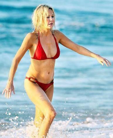 Nicolette Sheridan, 45 yaşında