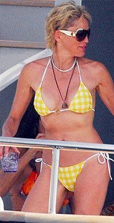 Sharon Stone 50 yaşında