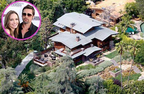 Hollywood yıldızlarıyla komşu olmak belki de hayallerinizdeki kadar güzel bir deneyim olmayabilir. Özellikle de Brad Pitt ve Angelina Jolie çiftine komuşuysanız!