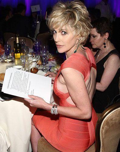 51 yaşında olmasına rağmen eskimeyen güzelliğiyle ilgi odağı olmayı başaran Stone, adeta yıllara meydan okuyor... İşte Sharon Stone'un yıllara meydan okuyan güzelliği!