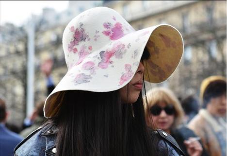 Paris sokaklarından stil dersleri - 7