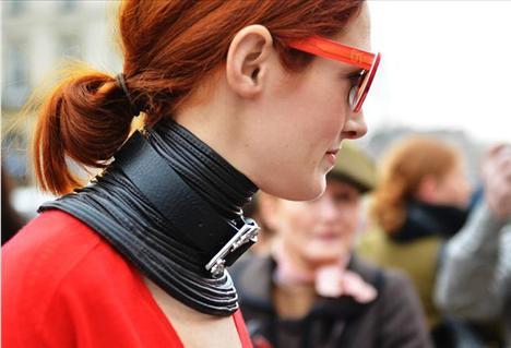 Paris sokaklarından stil dersleri - 8