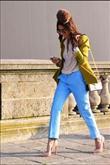 Paris sokaklarından stil dersleri - 49