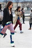 Paris sokaklarından stil dersleri - 60