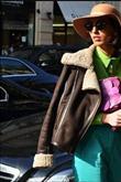 Paris sokaklarından stil dersleri - 62