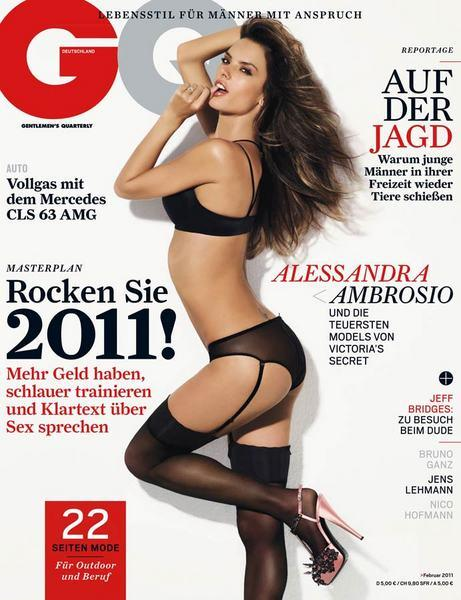 Alessandra Ambrosio'dan güzel kareler - 55