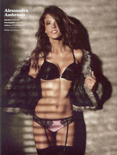 Alessandra Ambrosio'dan güzel kareler - 56