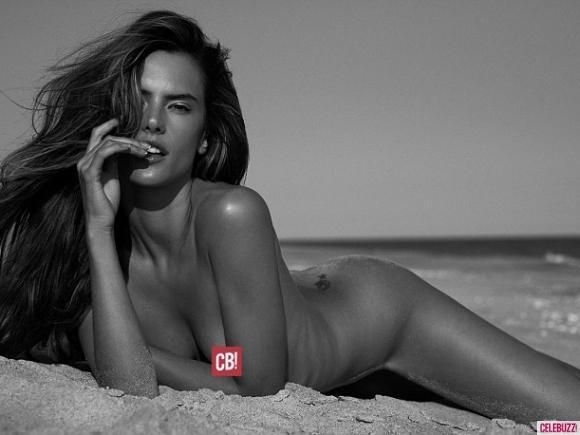 Alessandra Ambrosio'dan güzel kareler - 110