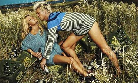 Candice Swanepoel'den seksi kareler.. - 39