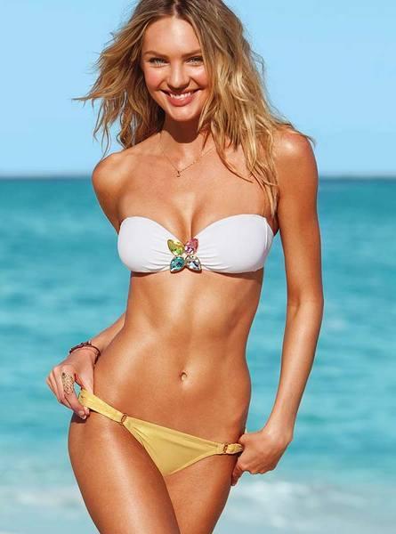 Candice Swanepoel'den seksi kareler.. - 43