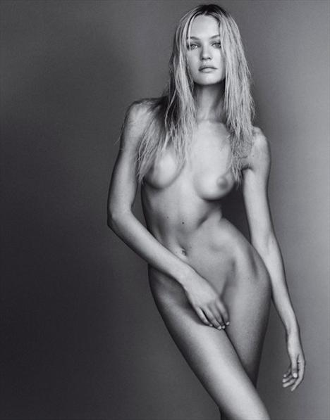 Candice Swanepoel'den seksi kareler.. - 124