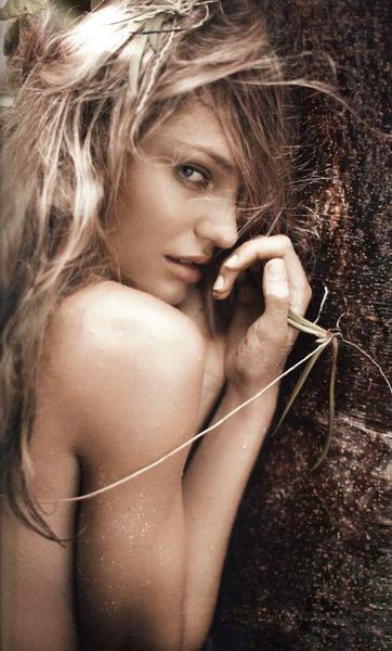 Candice Swanepoel'den seksi kareler.. - 143