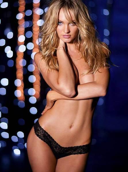 Candice Swanepoel'den seksi kareler.. - 171