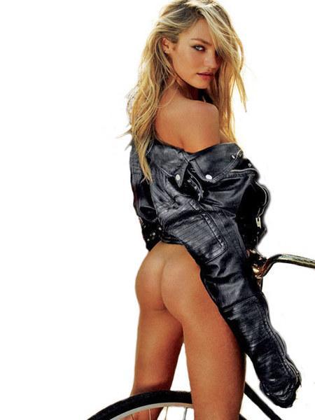 Candice Swanepoel'den seksi kareler.. - 221