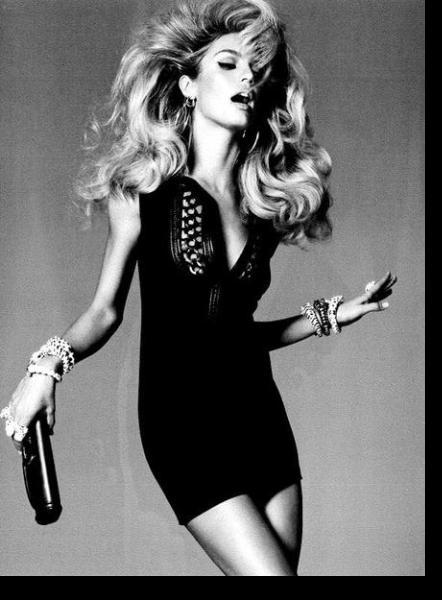 Candice Swanepoel'den seksi kareler.. - 224