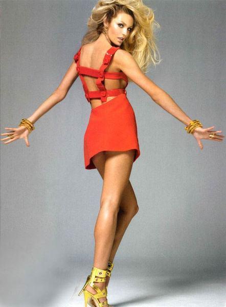 Candice Swanepoel'den seksi kareler.. - 227