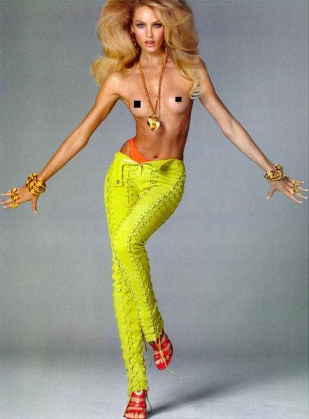 Candice Swanepoel'den seksi kareler.. - 231