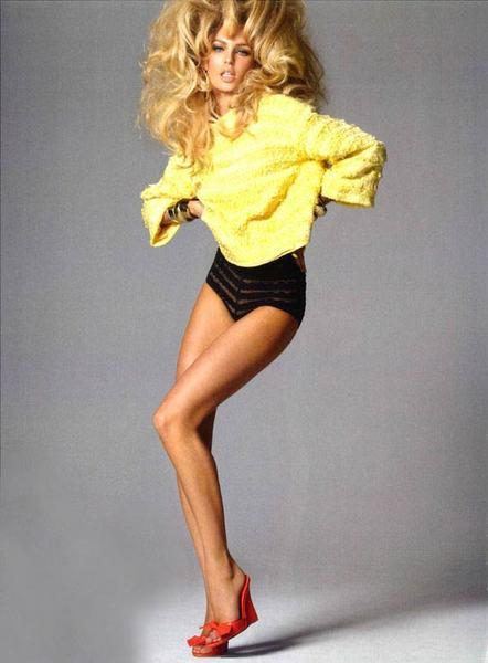 Candice Swanepoel'den seksi kareler.. - 233