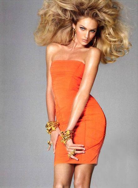 Candice Swanepoel'den seksi kareler.. - 234