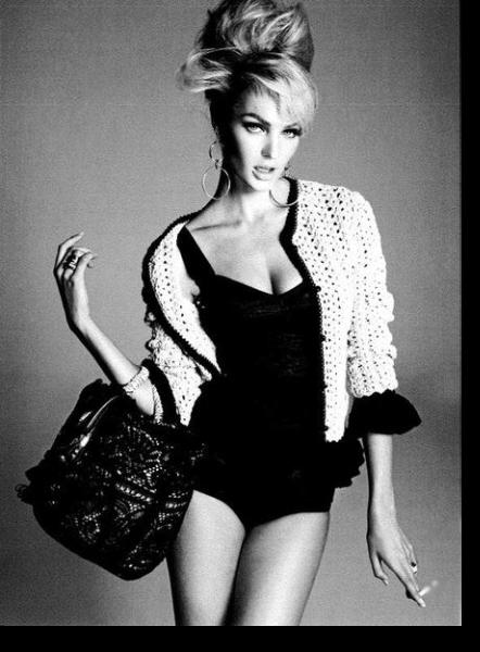 Candice Swanepoel'den seksi kareler.. - 236
