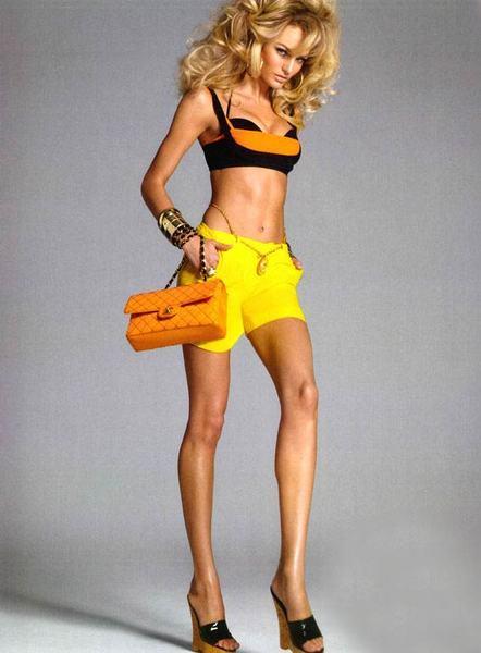 Candice Swanepoel'den seksi kareler.. - 237
