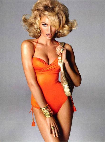Candice Swanepoel'den seksi kareler.. - 238