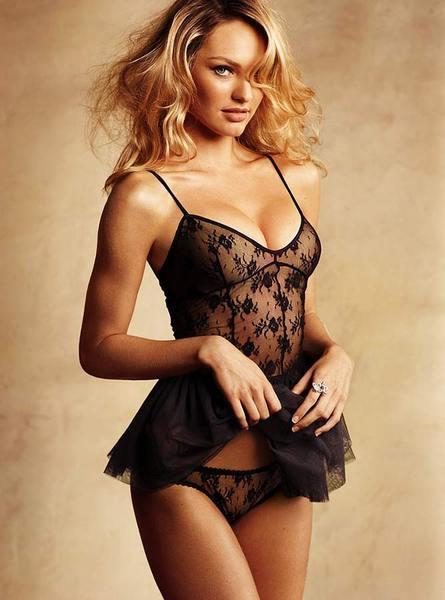Candice Swanepoel'den seksi kareler.. - 263