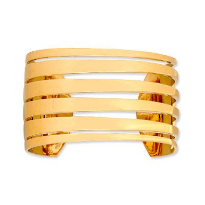 Karma El-Khalil altın bileklik. 12.500 dolar.