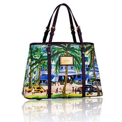 Louis Vuitton City Cabas PM çanta. 1.400 dolar.