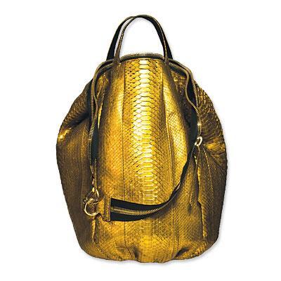 Sang A Pop piton derisi çanta. 3.250 dolar.