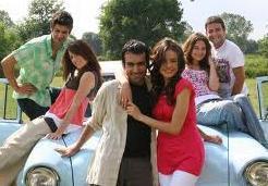 25 yaşındaki yıldız 2007'den bu yana dizilerde rol alıyor.