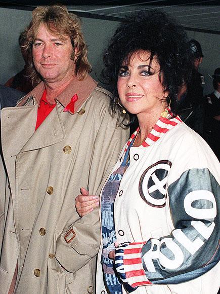 LARRY FORTENSKY 6 Ekim 1991 - 31 Ekim 1996 Bir film yıldızı ve bir inşaat işçisi, onlar görmeye pek de alışık olduğumuz bir çift değildi. Betty Ford klinikte tanıştıktan sonra evlenen çift, Larry Fortensky'nin iş sorunları yüzünden boşandı.