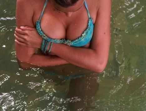 Irina Shayk çırılçıplak - 50