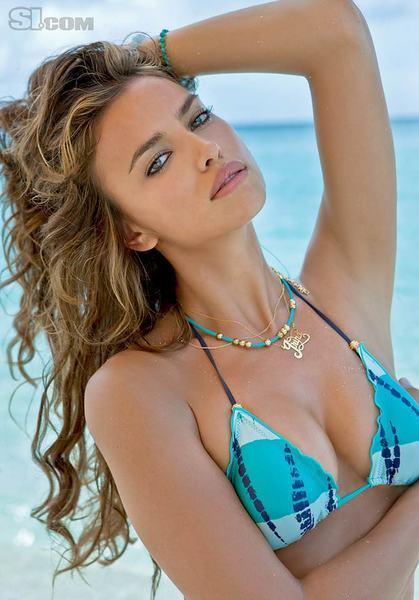 Irina Shayk çırılçıplak - 99