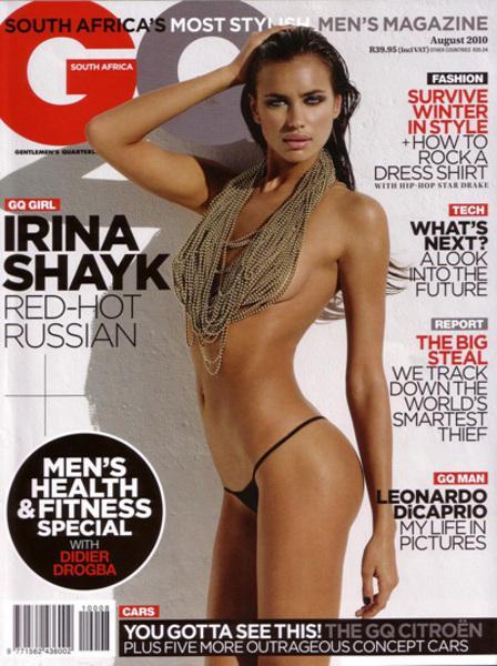 Irina Shayk çırılçıplak - 275