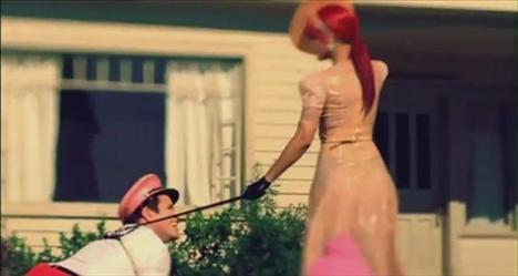 Rihanna'dan çılgın fotoğraflar.. - 7