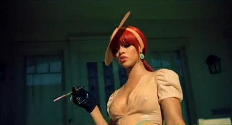 Rihanna'dan çılgın fotoğraflar.. - 6