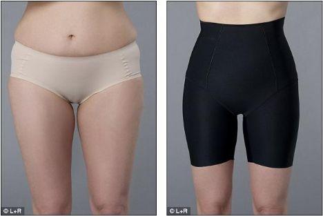 Liposuction   Ameliyat ortalama 5000 lira, doğru iç çamaşırı ortalama 50 lira.   İç çamaşırınızın kenarlarından fışkıran yağlardan bıktıysanız, alışverişe çıktığınızda korselere biraz daha yakından bakmanızı tavsiye ederiz. Denhenams, Marks&Spencer, MagicForm gibi markalarda bulabileceğiniz özel kumaşlardan yapılmış dikişsiz korseler, hem elbisenizin altında belli olmuyor, hem de formunuzu mükemmelleştiriyor.