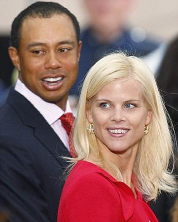 Üçüncü sırada yer alan Elin Nordegren, eşi Woods'un kendisini aldattığını öğrenmesinin ardından tek celsede boşandı. Nordegren, basından uzak duruyor.