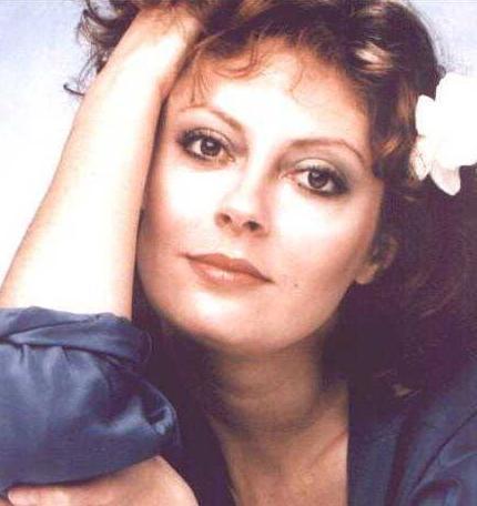 Susan Sarandon 1946 doğumlu.