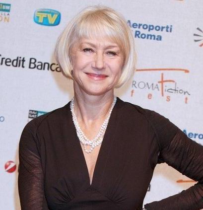 Helen Mirren 1945 doğumlu.