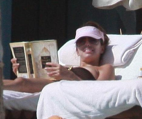 Eva Longoria'dan muhteşem fotoğraflar.. - 18