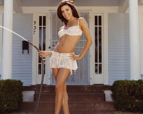 Eva Longoria'dan muhteşem fotoğraflar.. - 104
