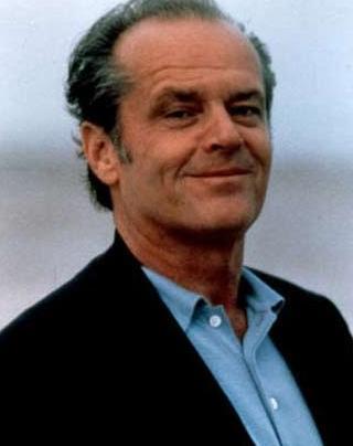 """Jack Nicholson  """"Annem bana 'O. çocuğu!' diye bağırdığında oluşan ironiyi hiçbir zaman anlamadı..."""""""