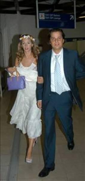 Cem Cantaş ile evlendi.
