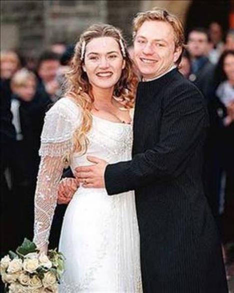KATE WİNSLET  Jim Threapleton, ünlü yıldız Kate Winslet'ın en büyük aşkıydı. Çiftin Mia adında bir kızları da var.