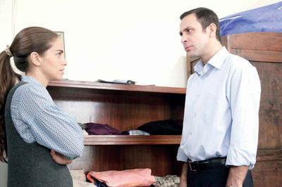 Aslı Tandoğan ve Najet İşer kısa sürede ekranların en çok yakışan çiftlerinden oldu.